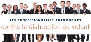 1FR-850) Auto dealers joining forces to end distracted driving in Canada