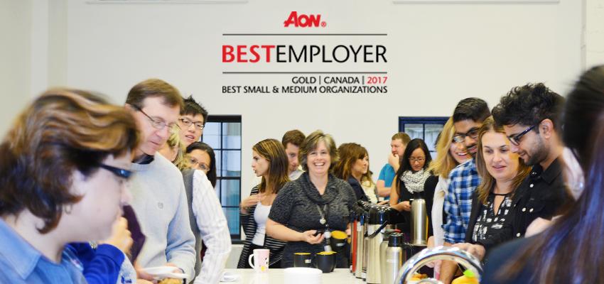 9B) LGM named best employer