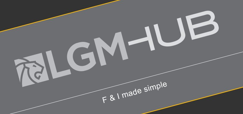 F-850) LGM's HUB built for the future